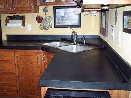 Black Kitchen Countertops by White Laminate Countertop White Abstract Pattern Laminate