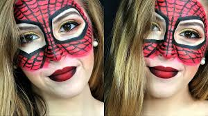 Spider Halloween Makeup Spider Woman Halloween Makeup Tutorial Kontour By Kyle Youtube
