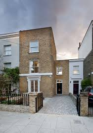 victorian house in london at the edge of old and new freshome com collect this idea street view