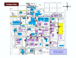 Miami Dade College North Campus Map by Ou Parking Map My Blog