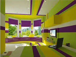 purple and green bedroom the king s cake bedroom purple green yellow apartment