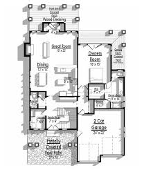 The Red Cottage Floor Plans by 113 Best House Plans Images On Pinterest Architecture Small
