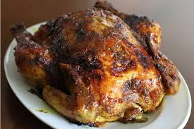 roasted whole chicken roasted chicken with curry rub