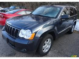 2010 jeep grand cherokee 2010 modern blue pearl jeep grand cherokee laredo 4x4 89916223