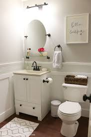 Small Guest Bathroom Ideas by Small Half Bathroom Design Amazing Decor Orange Small Half