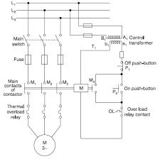 magnetic motor control circuit diagram elec eng world