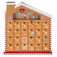 wood advent calendar aldi advent calendars the countdown to christmas covered