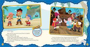 disney jake land pirates pirate pup book