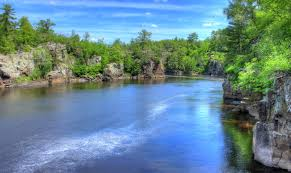 Wisconsin scenery images Free stock photo of scenery on the river at interstate park jpg