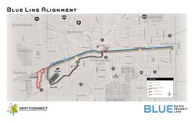 Red Line Map Red Green U0026 Blue Line Study Updates For August 2013 Urban Indy