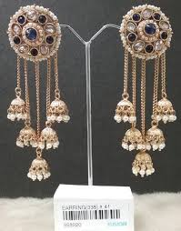 jhumka earrings jhumka earrings exporter from mumbai