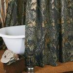Camo Shower Curtain Half Bathroom Decor Shower Ideas U2014 Office And Bedroom