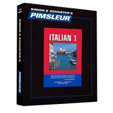 italian cd language course 1 learn to speak italian pimsleur