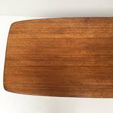 vintage mid century teak wood coffee table gplan 1960s table