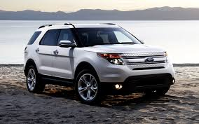 Ford Explorer Ecoboost - ford explorer 2010 wallpapers and hd images car pixel