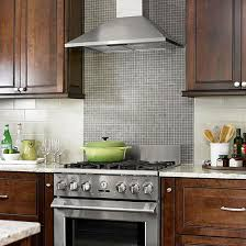 Tile Backsplash Ideas For Behind The Range Gray Subway Tiles - Backsplash behind stove