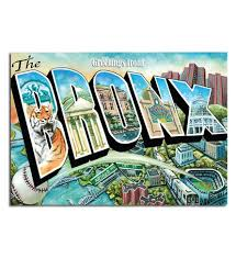 greetings from the bronx postcard from the bronx the 1 website