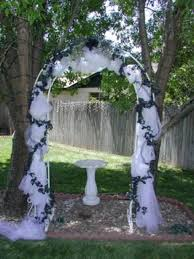 Backyard Wedding Decorations Ideas Backyard Wedding Arch Ideas Explore Wedding Arch Decorations