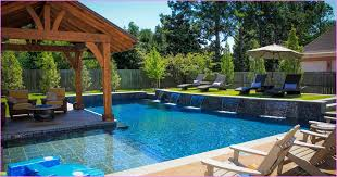 Swimming Pool Backyard Designs by Backyard Pool Desigs Completure Co