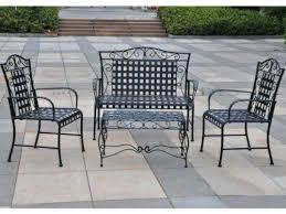 Iron Patio Furniture Sets Wrought Iron Patio Furniture Set U2013 Bangkokbest Net