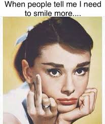 Mad Face Meme - resting bitch face vintage humor pinterest face humor and