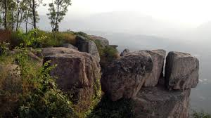 eastern ghats this picturesque village in andhra has experienced winter snowfall