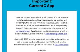 mcx ends currentc beta test postpones all further releases mac