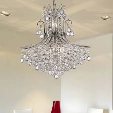 Costco Ceiling Lights Lighting By Pecaso Chrome Contour Chandelier 15 Lights