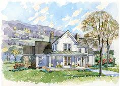 Southern Living Home Plans Cedar River Farmhouse Southern Living House Plans Love
