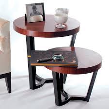 Nesting Desk Original Design Nesting Tables Oak Wood Veneer Mahogany