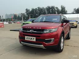 land wind e32 landwind x7 on sale price 20 000 24 000 u2013 world automobile