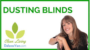 Best Way To Clean Dust Off Blinds How To Dust Clean Natural Green Dusting Wooden Wood Blinds Jobs