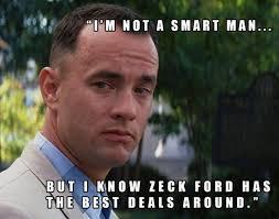 Forrest Gump Memes - zeck ford on twitter even forrest gump knows zeckford ford