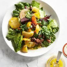 Garden Vegetable Salad by Vegetable Salad