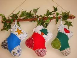22 felt crafts tree decorations