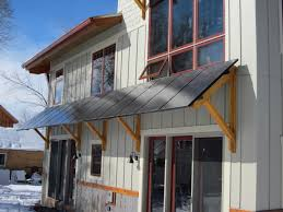 Creative Awnings Solar Panel Awnings Are Very Aesthetic And Is A Creative Way To