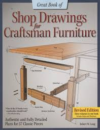Woodworking Magazine Hardbound Edition Volume 1 by Shop Drawings For Craftsman Furniture U2013 Special Price Free