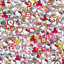 200 cm 50 cm 3m diy jdm graffiti kitty car stickers