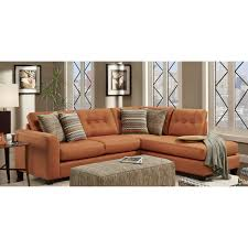 grey tufted sofa chelsea home furniture rayna sectional sofa hayneedle