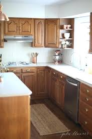 ideas update oak kitchen bathroom cabinets paint including