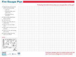 Floor Plans For Home Fire Escape Plan For Home Home Plan