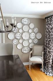 best 25 plate wall ideas on plates on wall eclectic