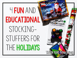 fun stocking stuffers 4 fun and educational stocking stuffers for the holidays tanya