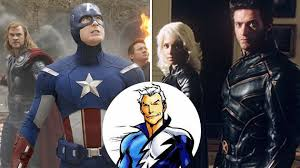 quicksilver movie avengers quicksilver one mutant two actors for x men and marvel s the