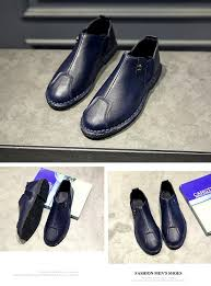 Soft And Comfortable Shoes Brand Designer Soft Genuine Leather Flats Loafers Men Footwear