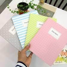 3x5 photo album south korea imported invite l paste black photo album the ver 3 0