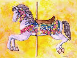 107 best kermis images on pinterest carousels carousel horses