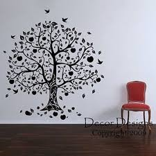 gorgeous apple and birds tree vinyl wall decal sticker bird tree gorgeous apple and birds tree vinyl wall decal sticker