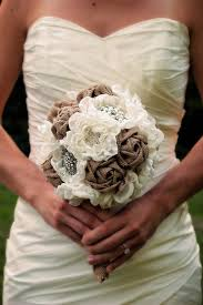 rustic wedding bouquets burlap wedding bouquet rustic wedding rustic wedding