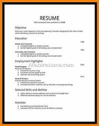 exle of resume for ojt accounting students quotes image gallery of resume templates first job